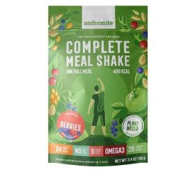 Complete Meal Shake Sachet -Berries