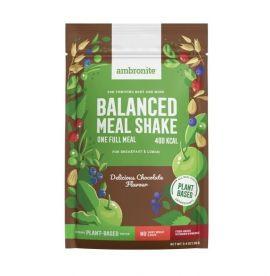 BALANCED MEAL SHAKE Chocolate - sachet