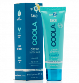 FACE SPF30 MOSTURIZER UNSCENTED