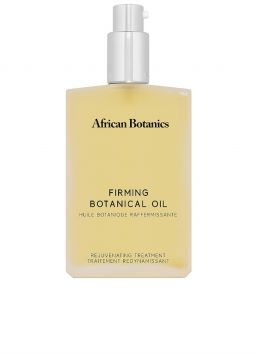 Firming Botanical Body Oil