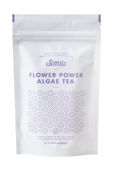 Flower Power Algae Tea