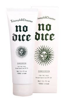 No Dice Sunscreen SPF50