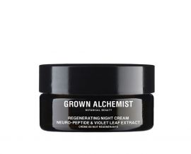 REGENERATING NIGHT CREAM - Neuro-Peptide & Violet Leaf Extract