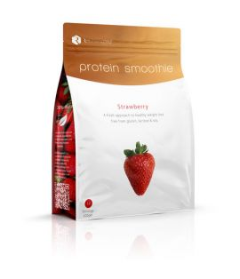 Protein Smoothie - Strawberry